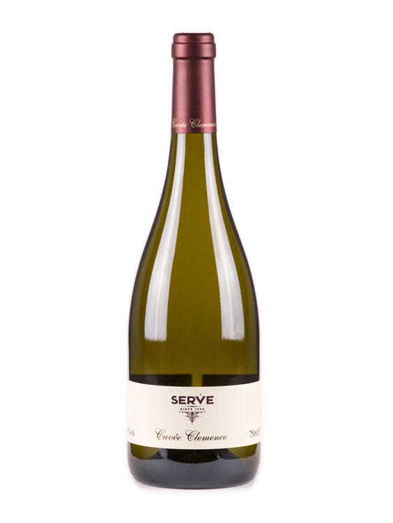 SERVE Vin Alb Cuvee Clemence 0.75L
