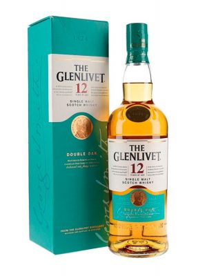 GLENLIVET 12 YO SINGLE MALT WHISKY 0.7L