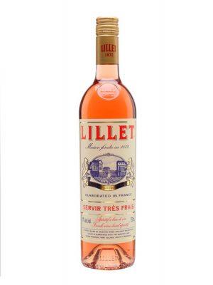 LILLET ROSE APERITIV 0.75L