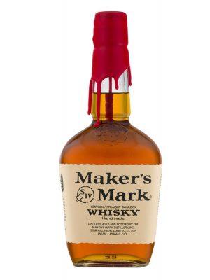 MAKER'S MARK WHISKY RED 0.7L