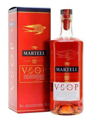 MARTELL COGNAC VSOP 0.7L CARTON BOX