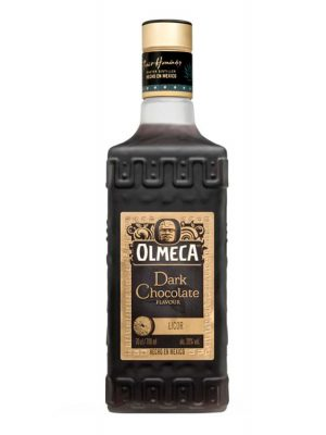 OLMECA LICHIOR DARK CHOCOLATE 0.7L