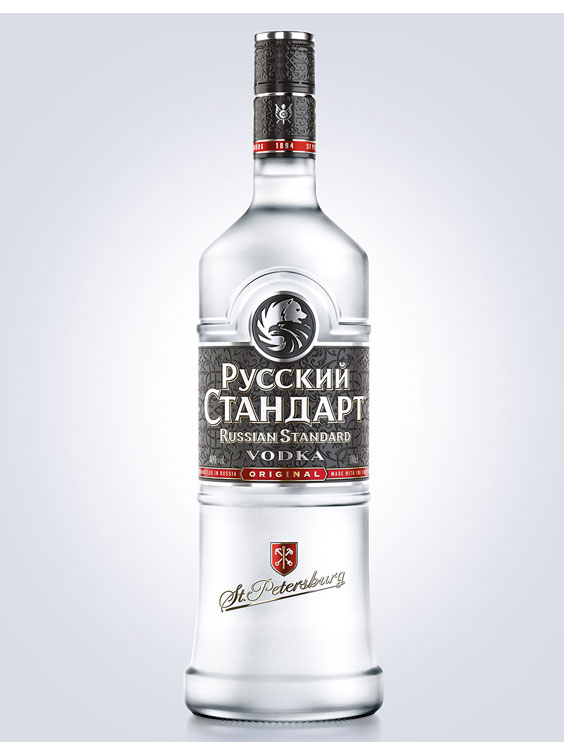 RUSSIAN STANDARD VODKA 0.7L