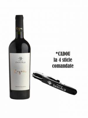 Domeniile Dascalu Rogova Vin Cabernet Sauvignon 2018 0.75L