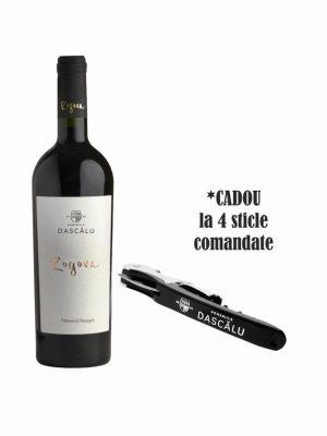 Domeniile Dascalu Rogova Vin Feteasca Neagra 2017 0.75L
