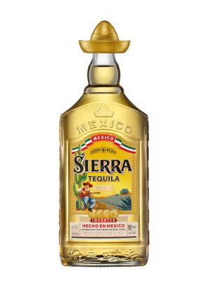 SIERRA TEQUILA REPOSADO 0.7L