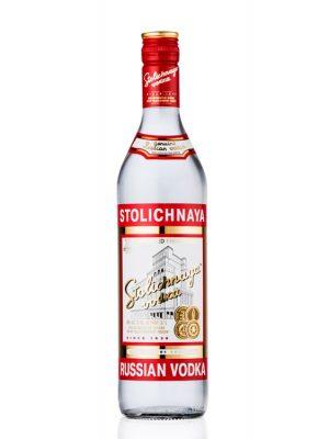 STOLICHNAYA VODKA RED 0.7L