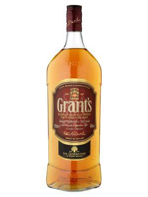 GRANT'S WHISKY FAMILY 1.5L