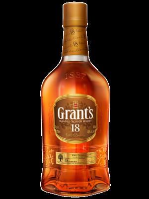 GRANT'S WHISKY 18 YO 0.7L