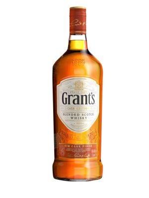 GRANT'S WHISKY RUM CASK 0.7L