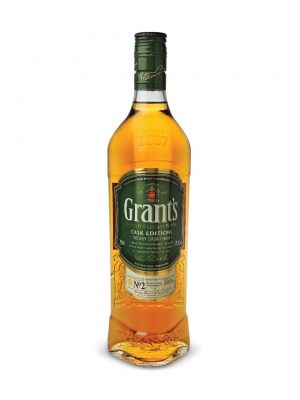 GRANT'S WHISKY SHERRY CASK 0.7L