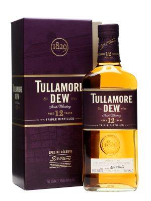 TULLAMORE D.E.W. WHISKY 12YO 0.7L