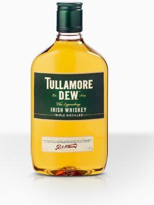 TULLAMORE D.E.W. WHISKY 0.05L