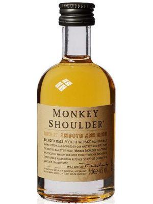 MONKEY SHOULDER WHISKY 0.05L