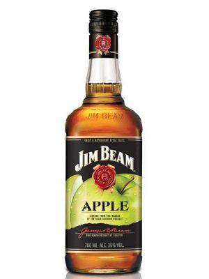 JIM BEAM WHISKY APPLE 0.7 L