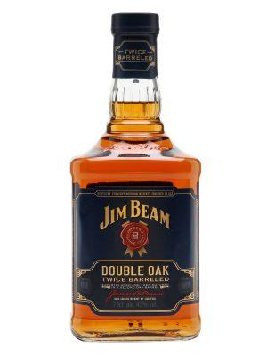 JIM BEAM WHISKY DOUBLE OAK 0.7L