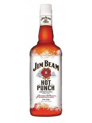JIM BEAM WHISKY HOT PUNCH 0.7L