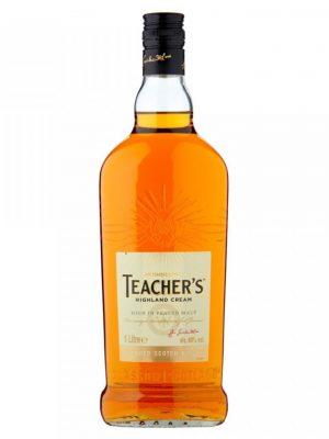 TEACHER'S WHISKY 1L
