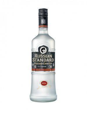 RUSSIAN STANDARD VODKA 3L