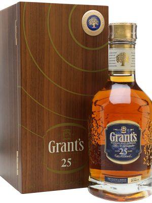 GRANT'S WHISKY 25 YO 0.7L