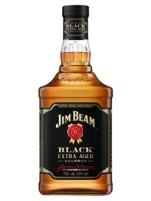 JIM BEAM WHISKY BLACK 0.7L