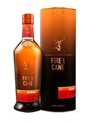 GLENFIDDICH FIRE &CANE SINGLE MALT WHISKY 0.7L