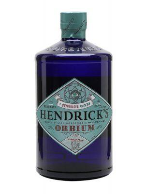 HENDRICK'S ORBIUM GIN 0.7L + 1 PAHAR GRATUIT