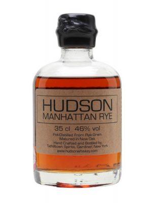 HUDSON MANHATTAN RYE WHISKY 0.35L