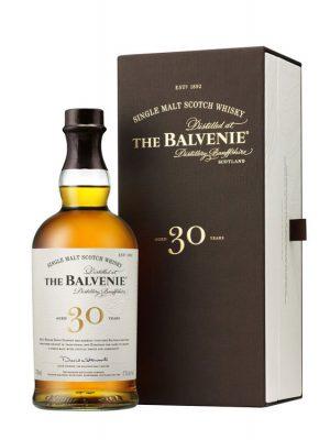 THE BALVENIE 30YO SINGLE MALT WHISKY 0.7L