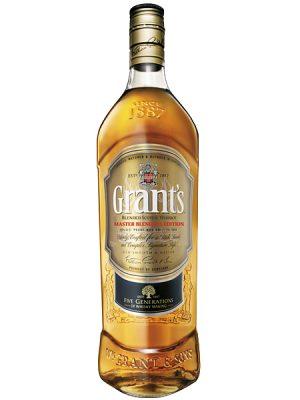 GRANT'S WHISKY MASTERS BLENDERS 0.7L