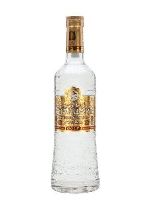 RUSSIAN STANDARD VODKA GOLD 0.7L