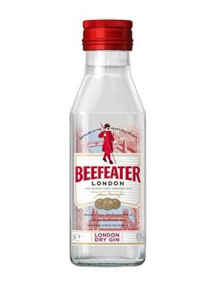 BEEFEATER LONDON DRY GIN 0.05L