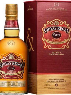 CHIVAS REGAL WHISKY EXTRA 0.7L