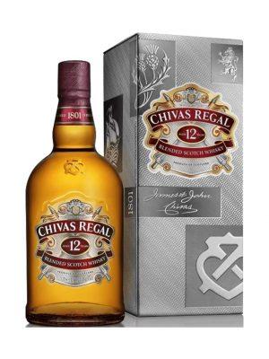 CHIVAS REGAL WHISKY 12YO 1.5L