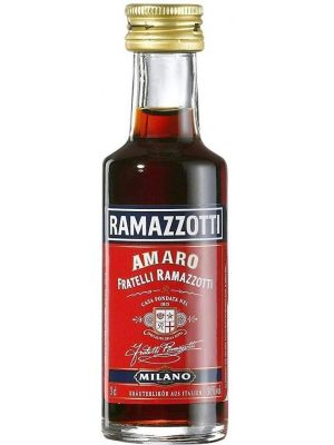 RAMAZZOTTI AMARO  LICHIOR  0.03 L