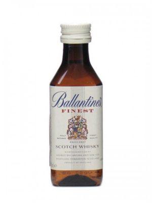 BALLANTINES WHISKY 0.05L