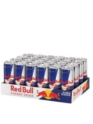 Red Bull Energy Drink 24 bucati X 0.25L