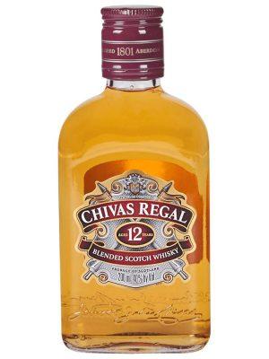 CHIVAS REGAL WHISKY 12YO 0.2L