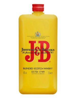 J&B RARE WHISKY POCKET 0.2L