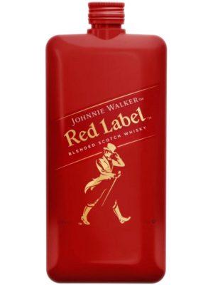JOHNNIE WALKER WHISKY RED LABEL POCKET 0.2L