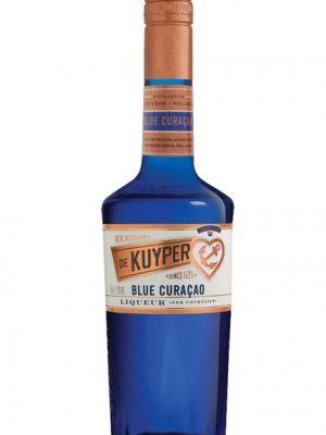 DE KUYPER LICHIOR BLUE CURACAO 0.7L