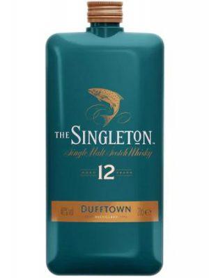THE SINGLETON OF DUFFTOWN 12YO POCKET SINGLE MALT WHISKY 0.2L