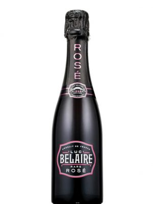 LUC BELAIRE SPUMANT ROSE 375ML