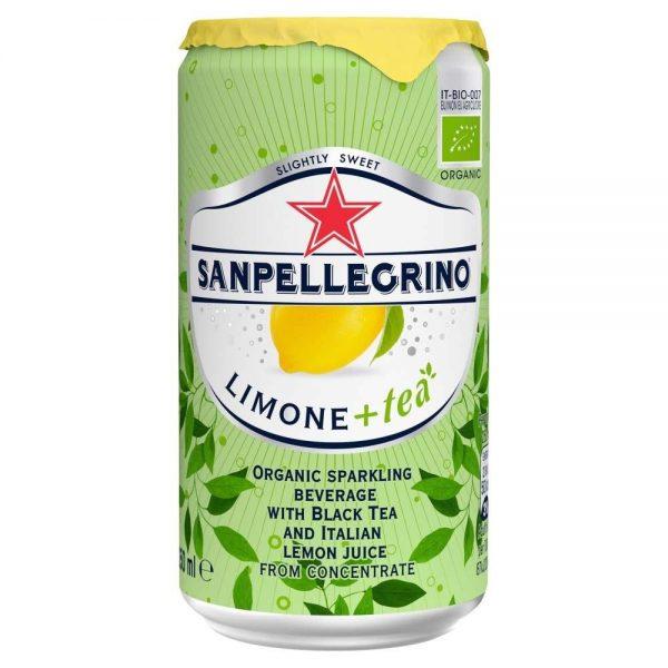 SAN PELLEGRINO LIMONE TEA 6 BUCATI X 0.25L
