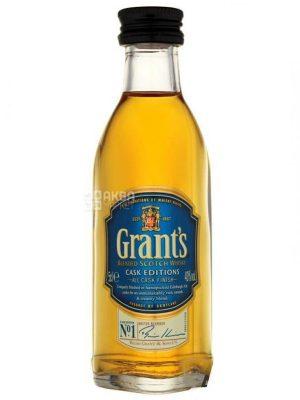 GRANT'S WHISKY ALE CASK 0.05L