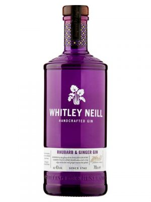 WHITLEY NEILL RHUBARB & GINGER GIN 0.7L