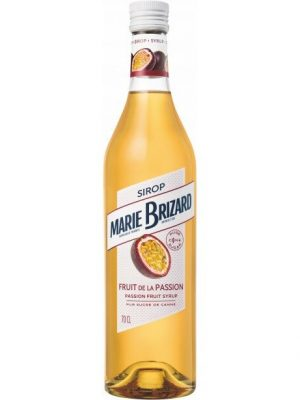 MARIE BRIZARD SIROP PASSION FRUIT 0.7L