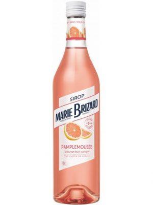 MARIE BRIZARD SIROP PINK GRAPEFRUIT 0.7L