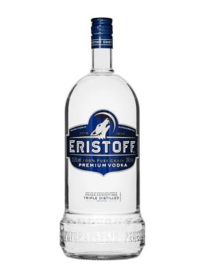 ERISTOFF VODKA 2L