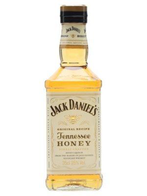 JACK DANIEL'S HONEY WHISKY 0.35L